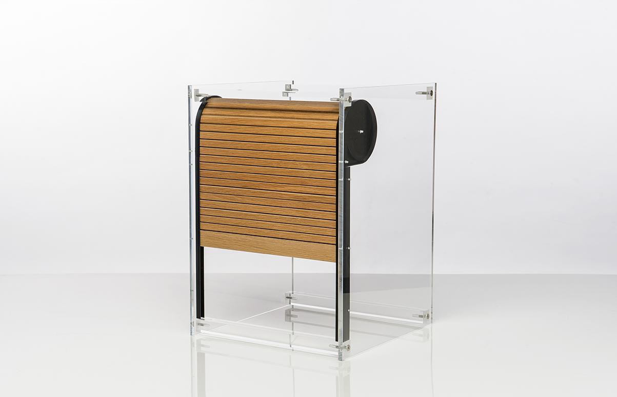Wood Veneer Tambour Doors
